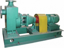 IHZ Series Anti-corrosive Chemical Self-sucking Pump