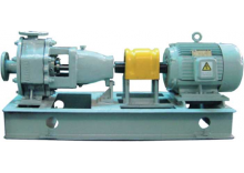 IHK series anti-corrosive chemical centrifugal pump