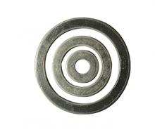 Eyeleted Graphite Gasket