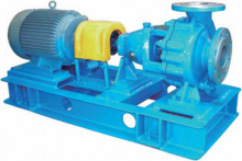 IHE Series Anti-corrosive Chemical Standard Pump