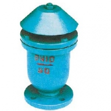 Single mouth quick air valve