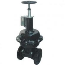 BS Pneumatic diaphragm valve (Normally open)