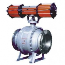 Coal power injection special ball valve