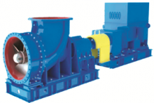 HZ Series Chemical Horizontal Axial Flow Pump