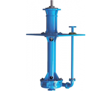 PLC Series Anti-corrosive and Abrasive Proof Vertical Centrifugal Pump