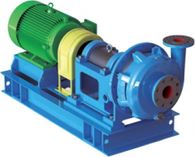 LC/LCF Series Anti-corrosive and Abrasive Proof Centrifugal